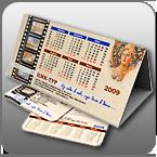 печать календарей в Киеве